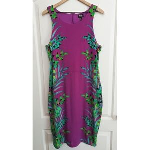 Nicole by Nicole Miller Midi dress! Sz: XL